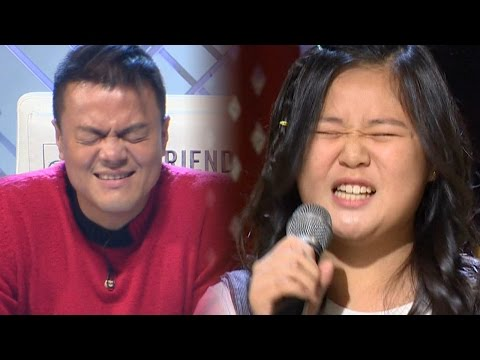 Yoo Jiny's Emotional Singing 'I'm Not The Only One' Wll Give You Chills! 《KPOP STAR 6》 EP07