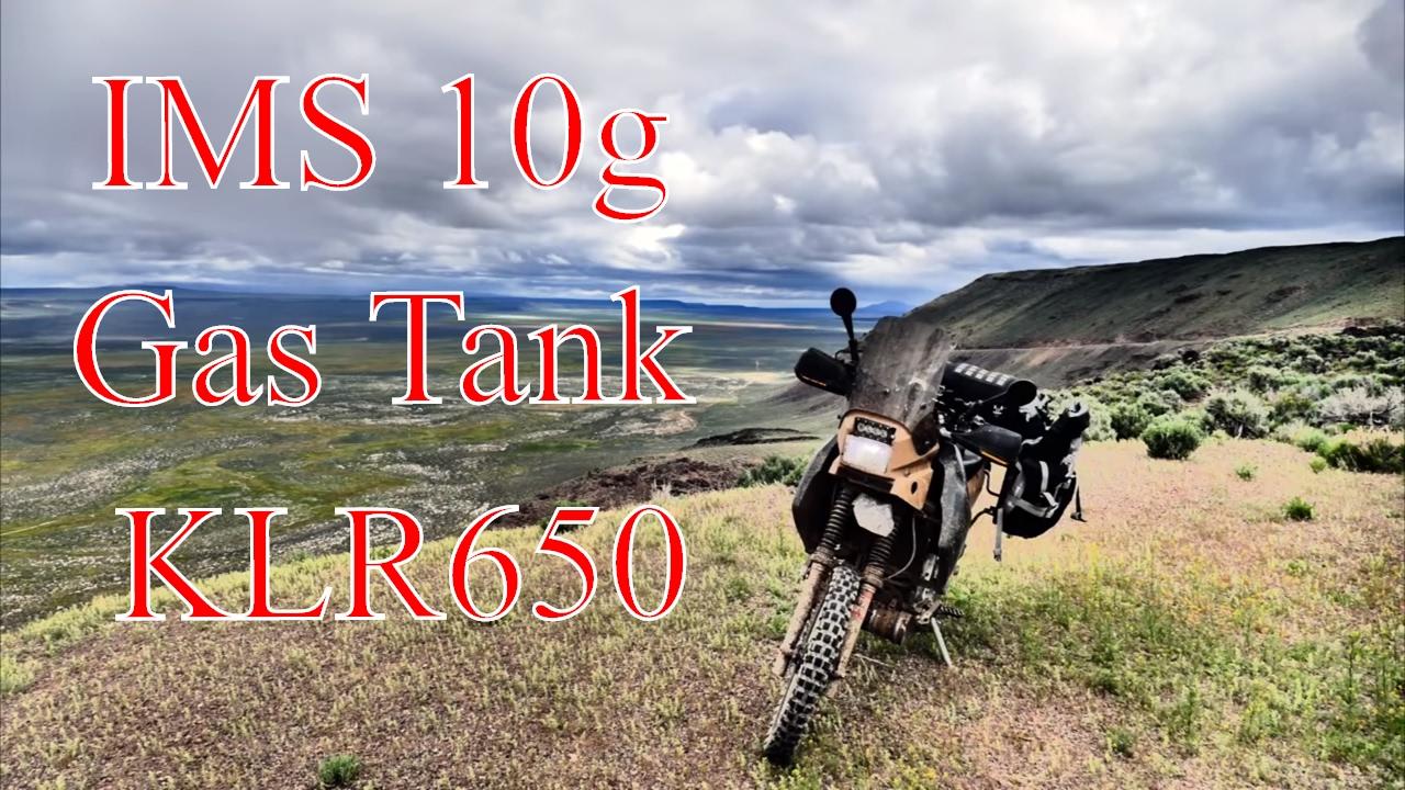 Gas Tank Kawasaki