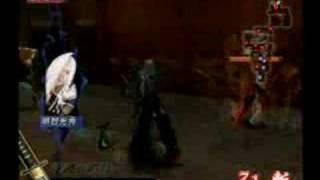 武器:黒紅 固有技:1.守護的 鎧骨 2.苑恨的 斬撃 アイテム:1.呪いの般...