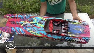 Unboxing my Traxxas DCB M41 Widebody 40