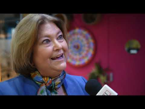 María Amalia Revelo Raventó, minister of tourism, Costa Rica