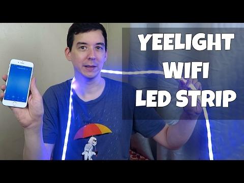 Yeelight LED Strip From Gearbest