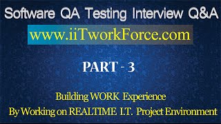 SQL Queries | Software QA Testing interview Q & A - Part 3