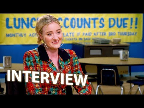 AJ Michalka Talks 'Schooled' & 'The Goldbergs' (Exclusive Interview)