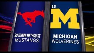 SMU at No. 19 Michigan: Week 3 Preview | Big Ten Football