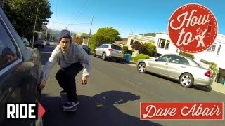 Baixar How-To Skateboarding: Skitching Cars with Dave Abair