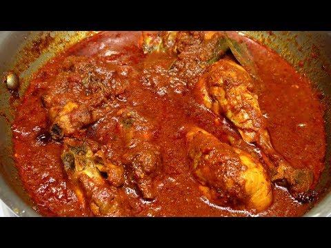 ढाबा स्टाइल कढ़ाई चिकन | Kadai Chicken Recipe | KabitasKitchen