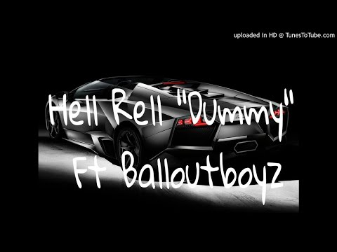 Hell Rell - Dummy Feat. B.O.B (Prod. By Chalo)