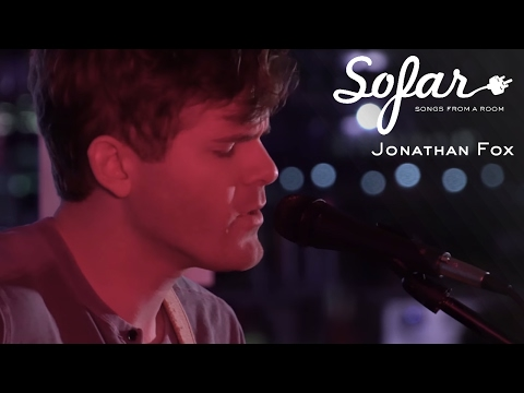 Jonathan Fox - Nobody Knows   Sofar Dallas - Fort Worth