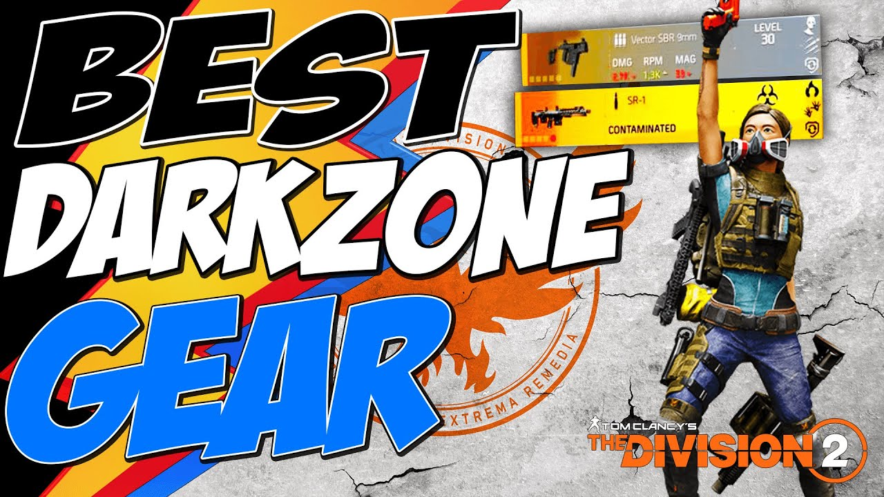 The Division 2 HOW TO GET THE BEST ARMOR IN DARK ZONE, How to Access  Thieves Den BEST DZ LOOT