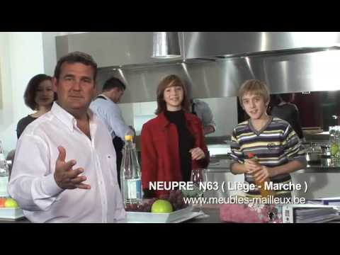 Meuble Mailleux cuisines - YouTube on