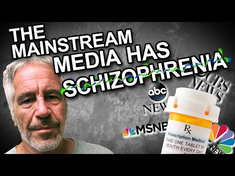 ABC WON'T COVER JEFFREY EPSTEIN DEATH: Hot mic moment exposes network & schizophrenia diagnosis?