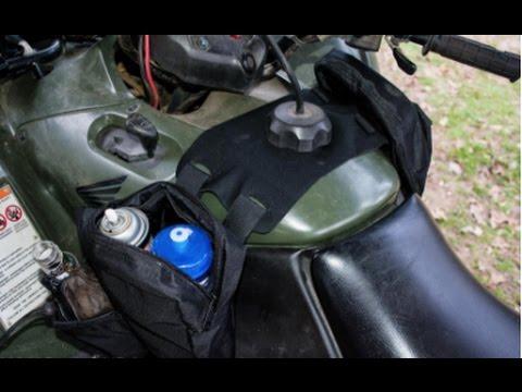 Viking Bags Atv Tank Top Saddlebags Review