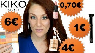 FUYEZ ou ACHETEZ : KIKO à partir de 0,70€ (soldé jusqu'à -92%) ??