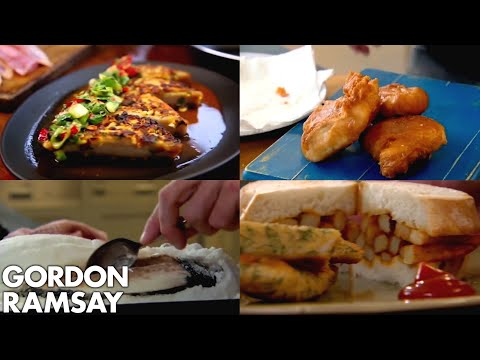 Gordon Ramsays Top 5 Fish Recipes