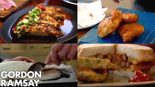 kitchen nightmares food compilation