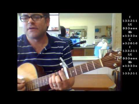How To Play Do You Believe In Love By Huey Lewis On Acoustic