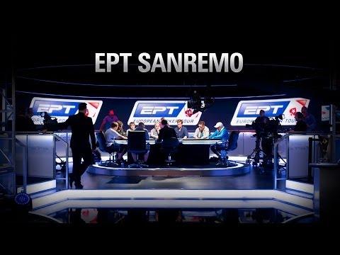EPT 10 Sanremo 2014 Live Poker Main Event, Tavolo Finale -- PokerStars (Italiano)
