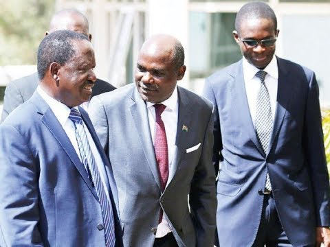 IEBC Chair Chebukati will resign on October 25th after a meeting with Raila - Michael Kumutai