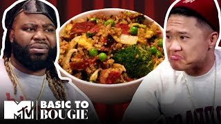 Darren & Tim Lose Their Minds Over Pastrami Fried Rice | Basic to Bougie: Season 4 | MTV