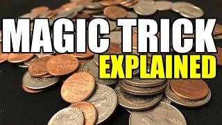 Exact Change - Magic Trick Explained