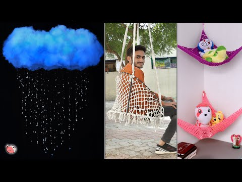 8-diy-room-decor-&-home-useful-ideas-|-amazing-craft-compilation