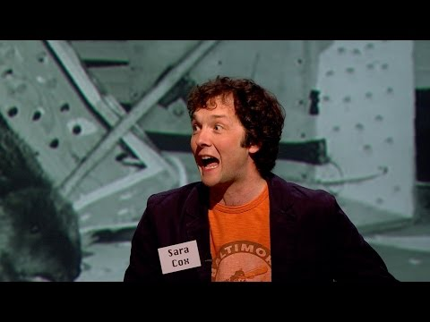 It's raining Beavers - QI: Series M Episode 16 Preview - BBC Two