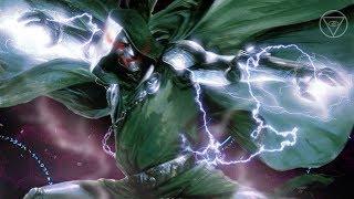 Из чего состоит броня Доктора Дума?! Как она работает? / Комикс в Массу. Marvel Comics