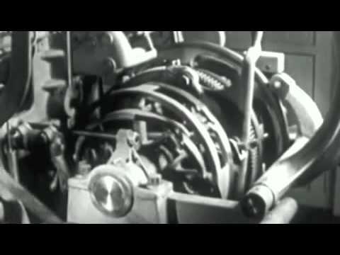 How mechanical typesetting works (Intertype, Linotype, Hot Metal)