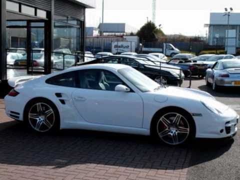 Porsche 997 Turbo White Tiptronic S Youtube