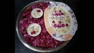 How to make jhatpat Rabdi    at home    Rabdi recipe    classic Indian Dessert by Fatima khan