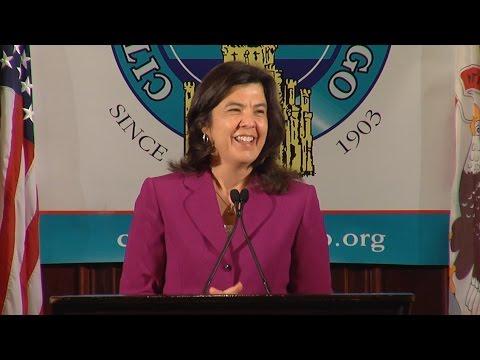 Hon. Anita Alvarez, State's Attorney, Cook County