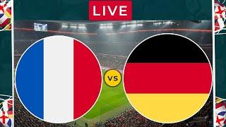 France Vs Germany - LIVE WATCHALONG - EURO 2020 - Football Match