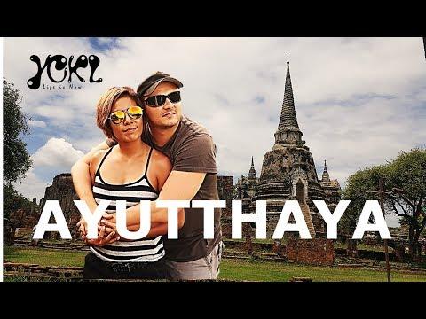 TRAVEL GUIDE THAILAND - EXPLORING AYUTTHAYA - Road trip I