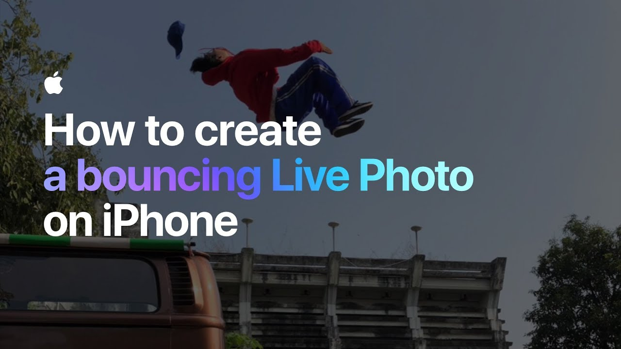 how to take a live photo on iphone 6