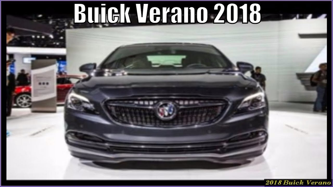 buick verano 2018 redesign review and specs youtube. Black Bedroom Furniture Sets. Home Design Ideas