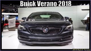 Buick Verano 2018 Redesign Review And Specs