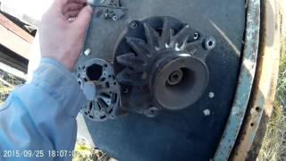 видео Устранение плавающих оборотов на холостом ходу на рено логан-Idle regulator repair