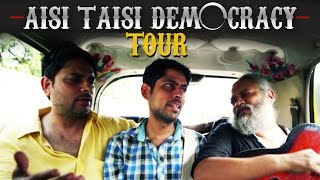 Aisi Taisi Democracy Tour - In Your City This September