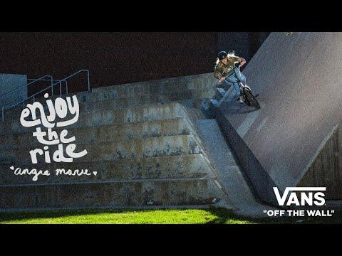 Vans BMX Presents: Angie Marino's Enjoy the Ride | BMX | VANS