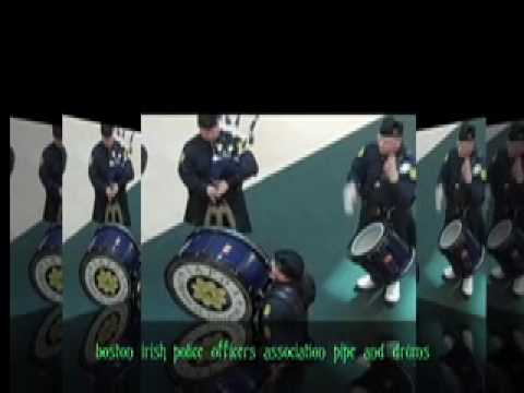 Boston Irish American Police Officers Association Pipe & Drums