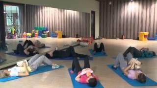 Серия Детский фитнес и Реабилитация.