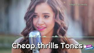 Cheap thrills bgm ringtones -