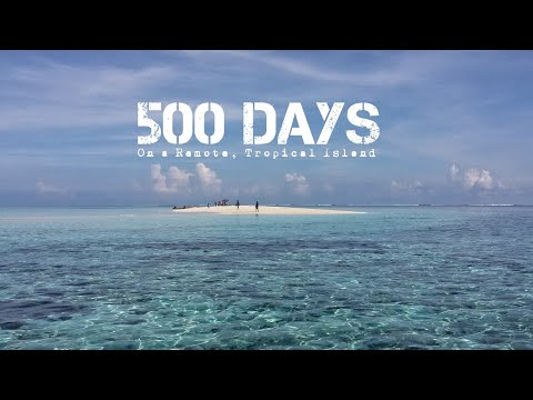 500 DAYS living on a TROPICAL island | Bougainville, Papua New Guinea