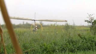 whooping crane training flight white river marsh wi