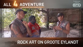 Groote Eylandt Aboriginal Art ► All 4 Adventure TV