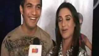 Interview with the Stars of Miley Jab Hum Tum.