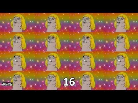 He-Man - HEYEAYEA - Played 1,048,576 Times
