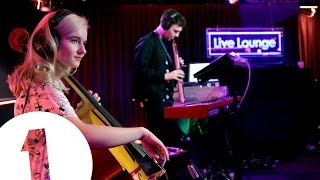 Clean Bandit Jess Glynne Cover Jungle S Busy Earnin In The Live Lounge