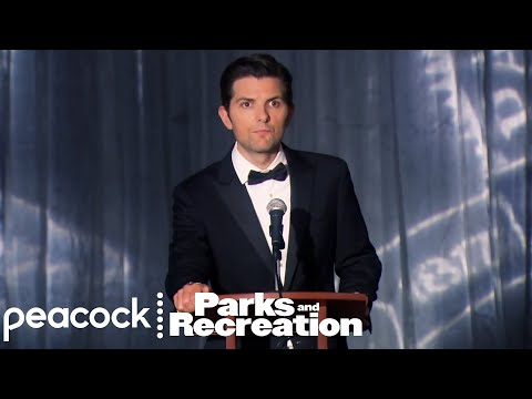 Ben Wyatt's Man Of The Year Disaster - Parks And Recreation